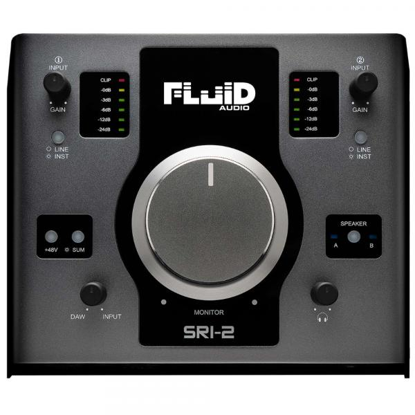 Interface de audio Fluid SRI-2