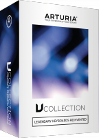 Sound librerias y sample Arturia V Collection 5