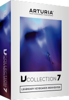 Sound librerias y sample Arturia V Collection 7