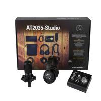 Pack home estudio Audio technica AT2035-Studio