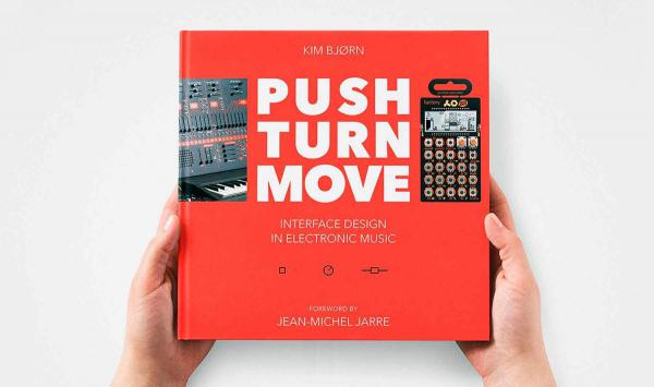 Librería para piano y teclado Bjooks PUSH TURN MOVE