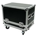 Flight case para amplificador