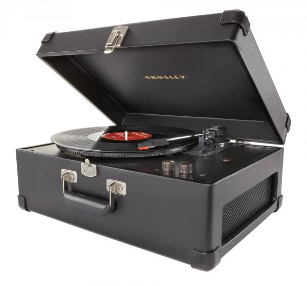 Platos hifi Crosley Keepsake Deluxe Black