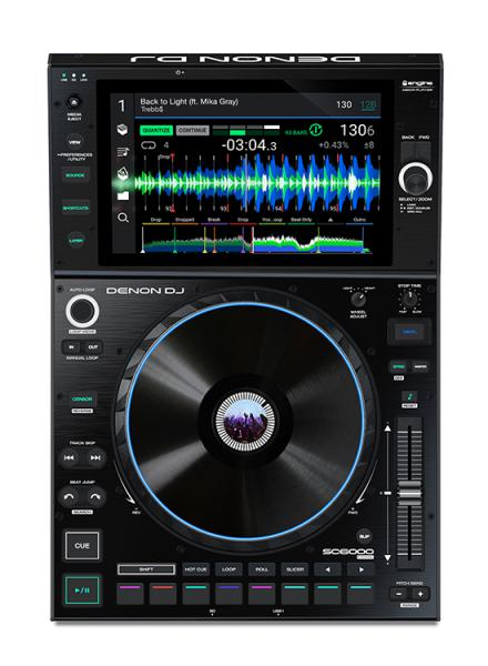 Plato mp3 & cd Denon dj SC 6000