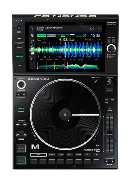 Plato mp3 & cd Denon dj SC 6000M
