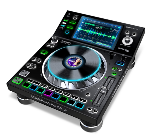 Plato mp3 & cd Denon dj SC5000 Prime