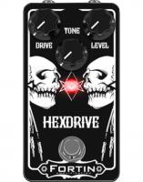 Pedal overdrive / distorsión / fuzz Fortin amps Hexdrive
