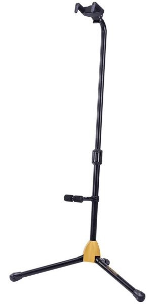 Soportes  Hercules stand GS412B Plus Floor Single Guitar Stand