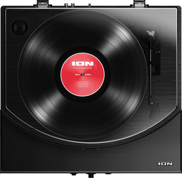 Platos hifi Ion Premier Lp Black