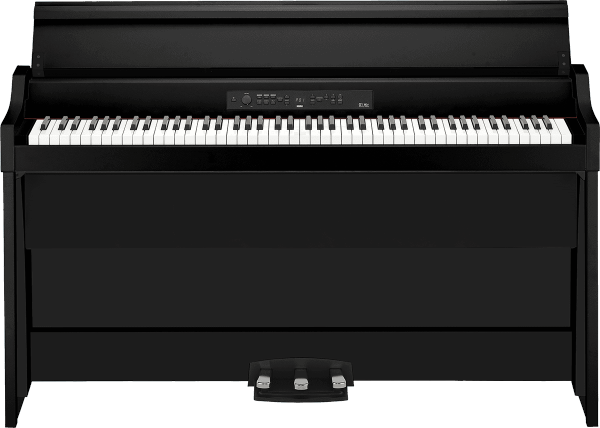 Piano digital con mueble Korg G1B AIR BK