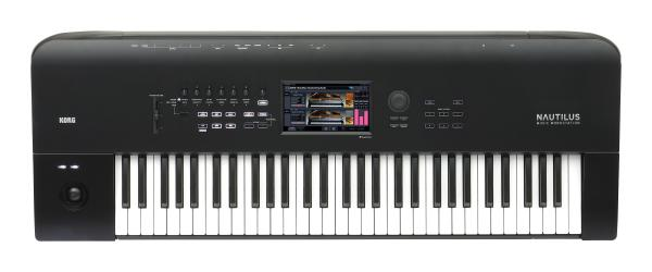 Workstation Korg Nautilus 61