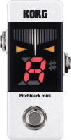 Korg Pitchblack Mini - White
