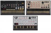 Pack home estudio Korg Volca Trilogy