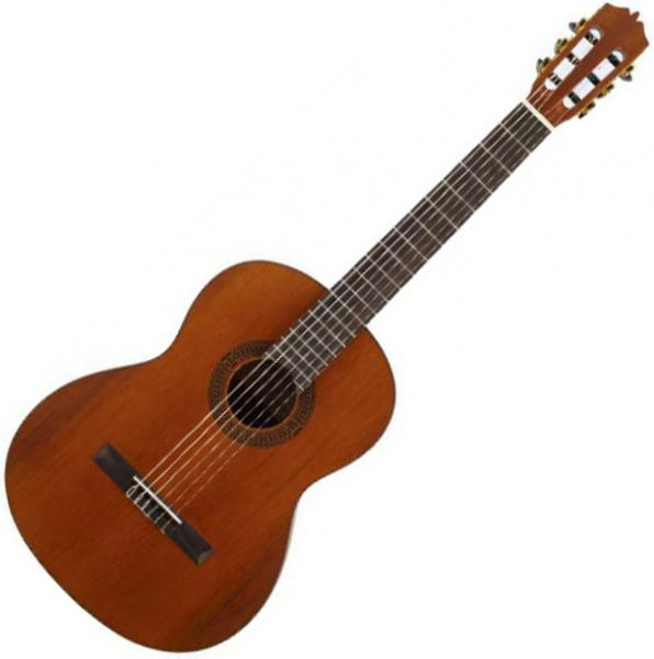Guitarra clásica 4/4 Martinez MC-35C - natural satin
