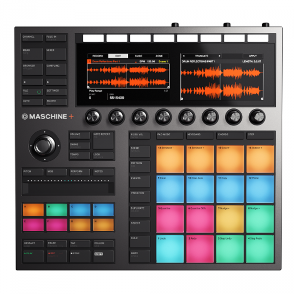 Sampler Native instruments MASCHINE +