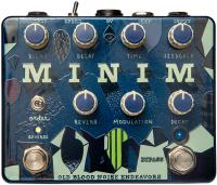 Pedal de reverb / delay / eco Old blood noise Minim Reverb Delay and Reverse