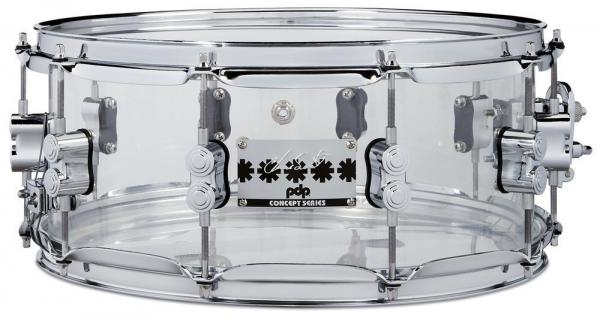 Redoblante Pdp Signature Chad Smith 14