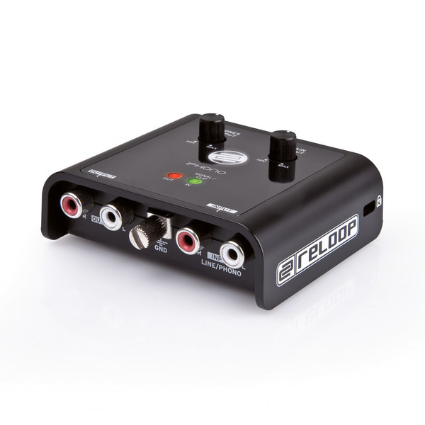 Interface de audio usb Reloop iPhono 2