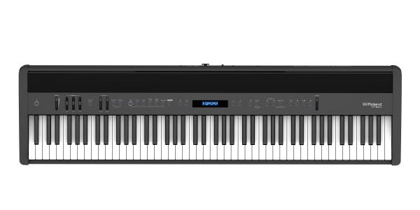 Piano digital portatil Roland FP-60X BK
