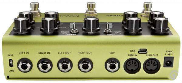 Pedal de reverb / delay / eco Strymon Volante Magnetic Echo Machine