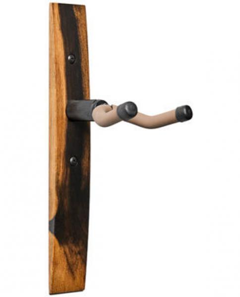 Soportes  Taylor Guitar Wall Hanger - Ebony, No Inlay