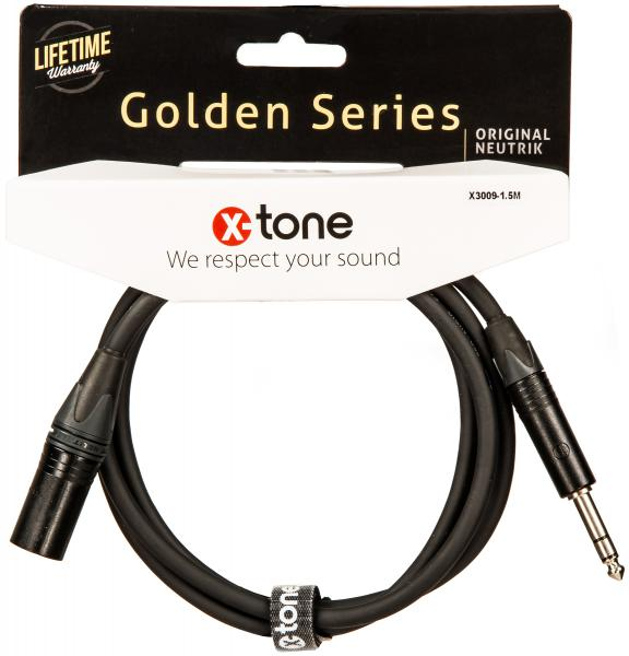 Cable X-tone X3009-1.5M Cable 1.5m